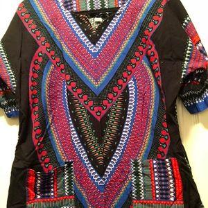Tops - Dashiki African Fashion Top